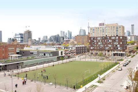 Condo for sale at 55 Regent Park Blvd Unit 603 Toronto Ontario - MLS: C4448299