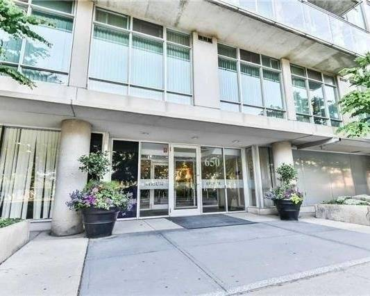 Apartment for rent at 650 Queens Quay Unit 603 Toronto Ontario - MLS: C4638595