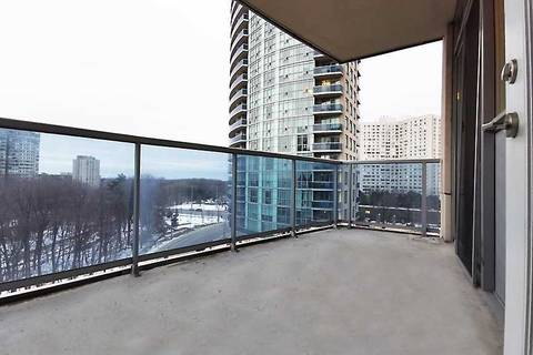 Apartment for rent at 80 Absolute Ave Unit 603 Mississauga Ontario - MLS: W4671298