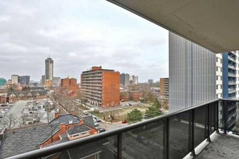 Apartment for rent at 81 Charlton Ave Unit 603 Hamilton Ontario - MLS: X4751782