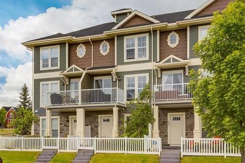 Townhouse for sale at 603 Auburn Bay Blvd Southeast Calgary Alberta - MLS: C4253786