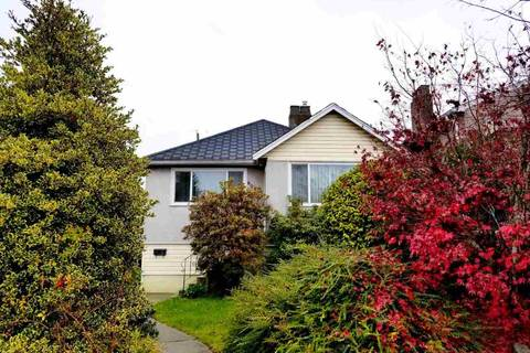 House for sale at 603 57th Ave E Vancouver British Columbia - MLS: R2439296