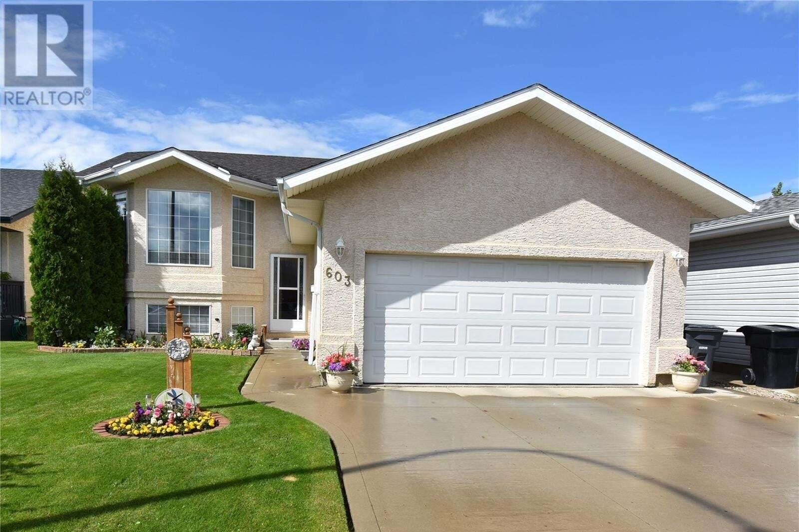House for sale at 603 Giesbrecht Ct Martensville Saskatchewan - MLS: SK823321