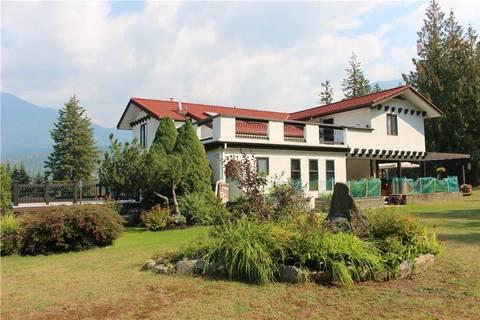 House for sale at 603 Kangaroo Tr Nakusp British Columbia - MLS: 2432398