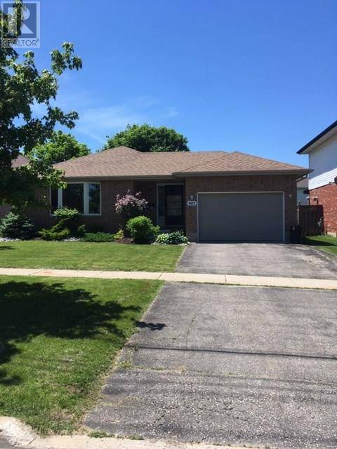 House for sale at 603 Lansdowne Ave Woodstock Ontario - MLS: 202436