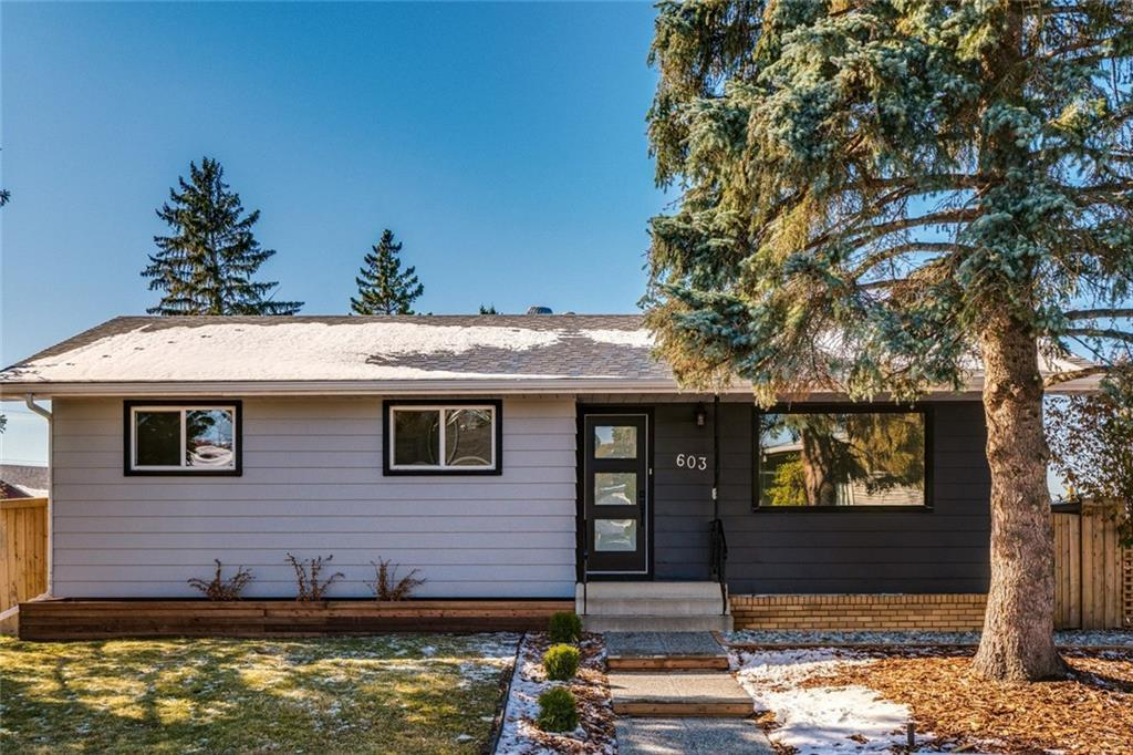 Removed: 603 Meota Road Northeast, Mayland Heights Calgary,  - Removed on 2019-12-17 06:39:03