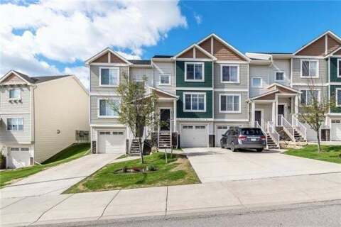 Townhouse for sale at 603 Panatella Blvd Northwest Calgary Alberta - MLS: C4303119