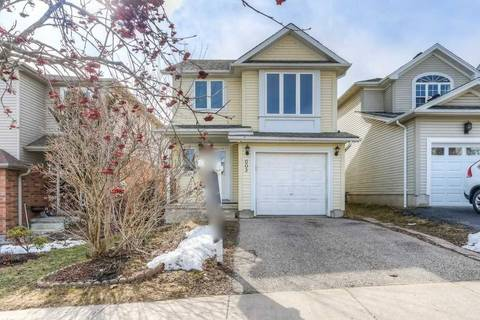 House for sale at 603 Royal Fern St Waterloo Ontario - MLS: X4725340