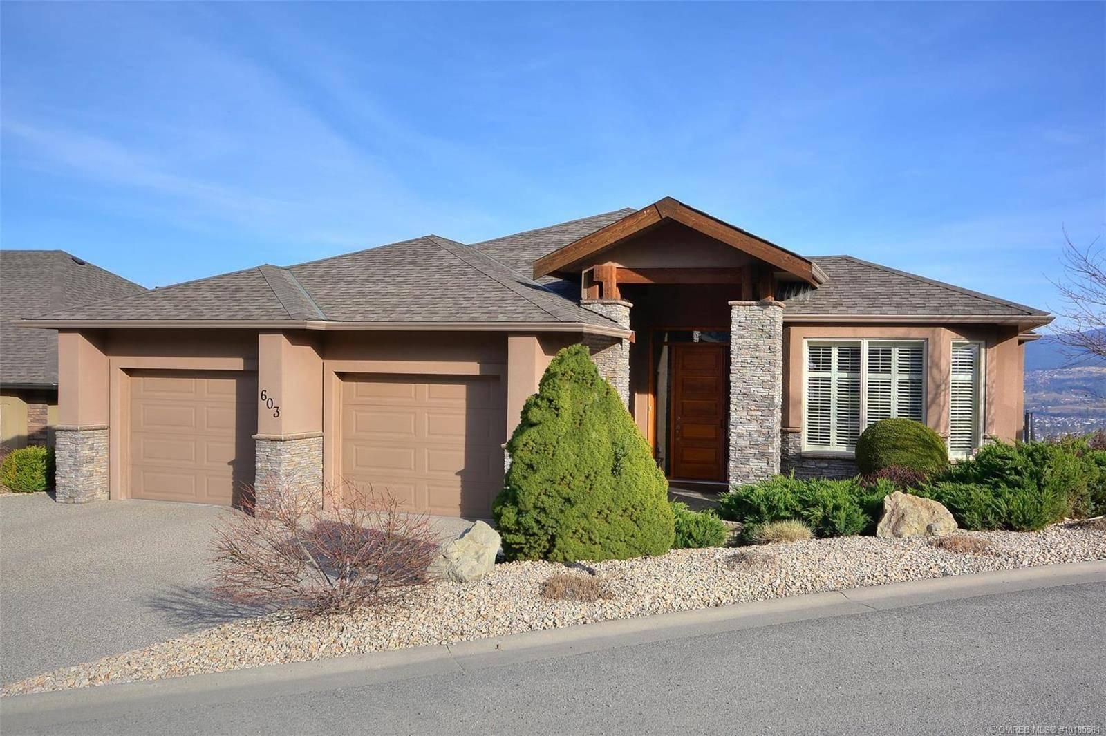 House for sale at 603 Selkirk Ct Kelowna British Columbia - MLS: 10185561