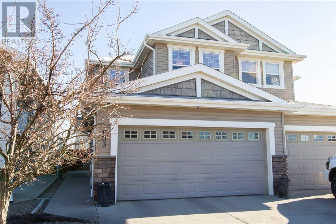 Townhouse for sale at 603 Silkstone Pt W Lethbridge Alberta - MLS: ld0190437