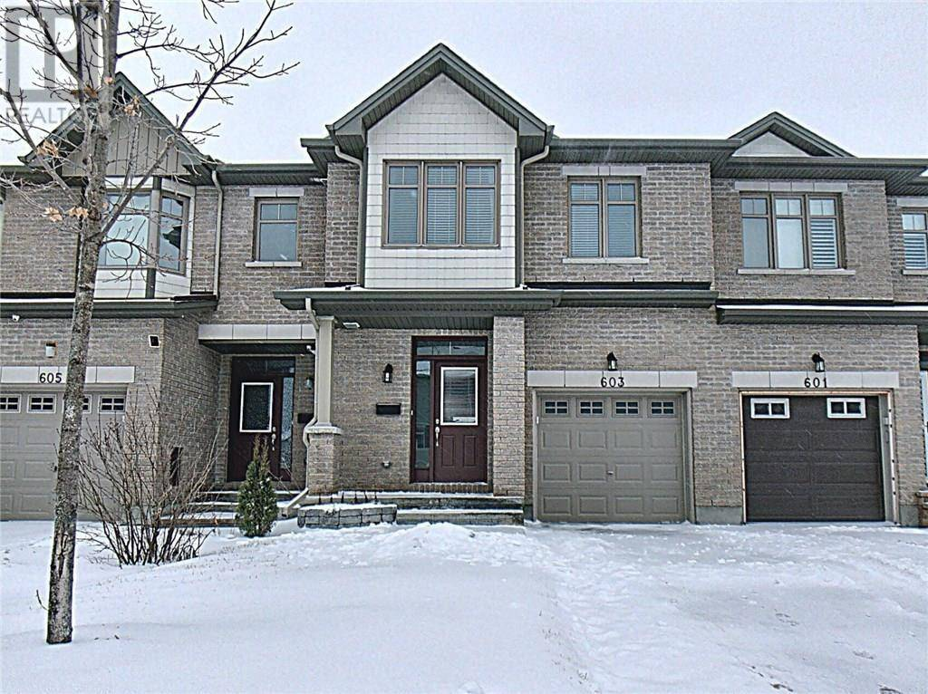 Townhouse for sale at 603 Sunburst St Gloucester Ontario - MLS: 1179112