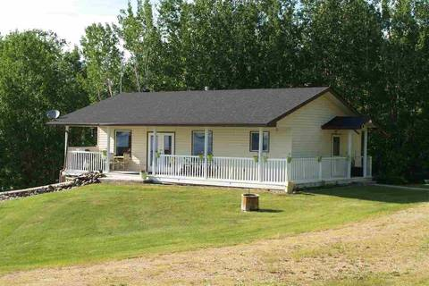House for sale at 60312 Rr  Rural Smoky Lake County Alberta - MLS: E4150497