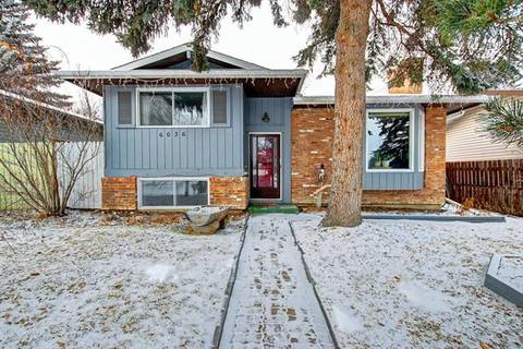 House for sale at 6036 Pinecrest Wy Northeast Calgary Alberta - MLS: C4281194