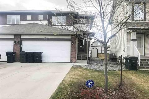 Townhouse for sale at 6039 Sunbrook Landng Sherwood Park Alberta - MLS: E4154152