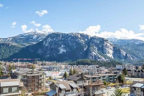 Condo for sale at 1211 Village Green Wy Unit 604 Squamish British Columbia - MLS: R2444542