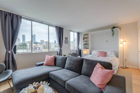 Condo for sale at 1250 Burnaby St Unit 604 Vancouver British Columbia - MLS: R2425983