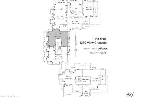 Condo for sale at 1350 View Cres Unit 604 Delta British Columbia - MLS: R2436101