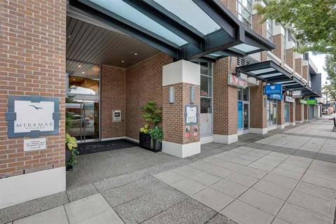 Condo for sale at 1473 Johnston Rd Unit 604 White Rock British Columbia - MLS: R2405556