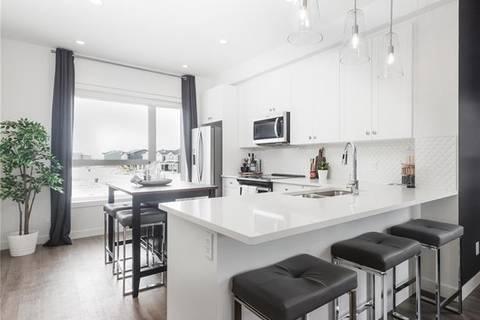 Townhouse for sale at 15 Evanscrest Pk Northwest Unit 604 Calgary Alberta - MLS: C4272751