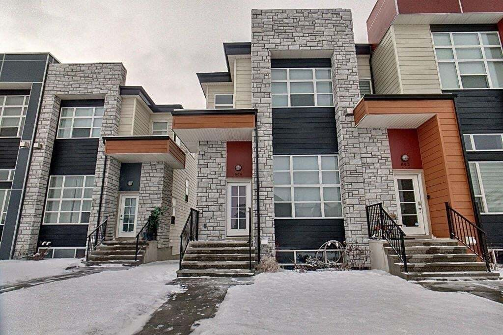 Townhouse for sale at 1530 Bayside Av SW Unit 604 Bayside, Airdrie Alberta - MLS: C4288974