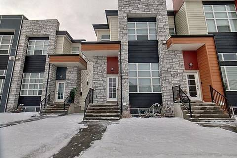Townhouse for sale at 1530 Bayside Ave Southwest Unit 604 Airdrie Alberta - MLS: C4288974