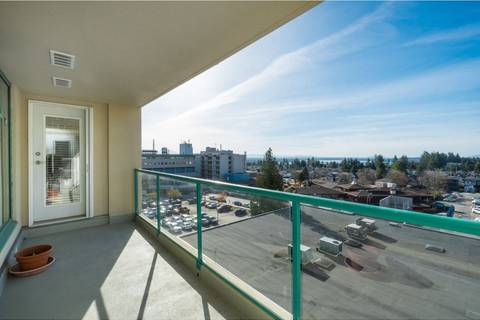 Condo for sale at 15466 North Bluff Rd Unit 604 White Rock British Columbia - MLS: R2410183