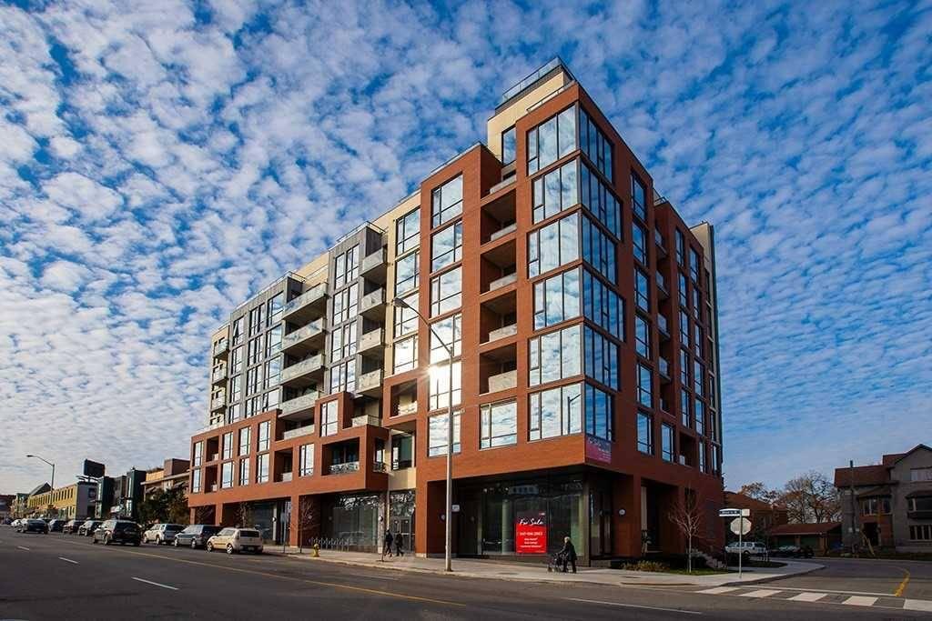 Buliding: 2118 Bloor Street West, Toronto, ON