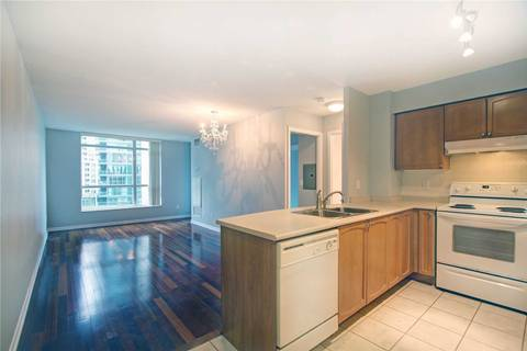 Apartment for rent at 219 Fort York Blvd Unit 604 Toronto Ontario - MLS: C4611882
