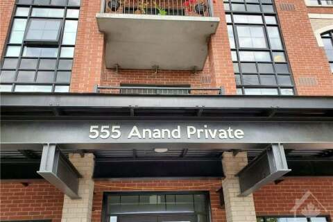 Condo for sale at 555 Anand Pt Unit 604 Ottawa Ontario - MLS: 1211308