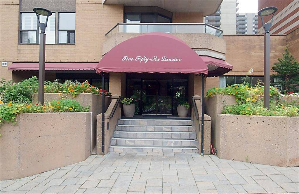 Condo for sale at 556 Laurier Ave W Unit 604 Ottawa Ontario - MLS: 1164280