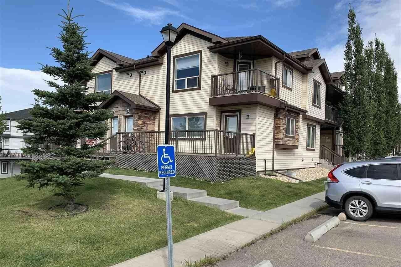 Townhouse for sale at 604 62 St SW Edmonton Alberta - MLS: E4205801