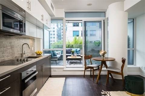 Apartment for rent at 8 Mercer St Unit 604 Toronto Ontario - MLS: C4693635