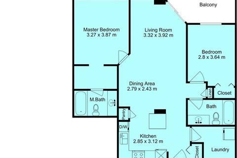 Condo for sale at 9819 104 St Nw Unit 604 Edmonton Alberta - MLS: E4140910