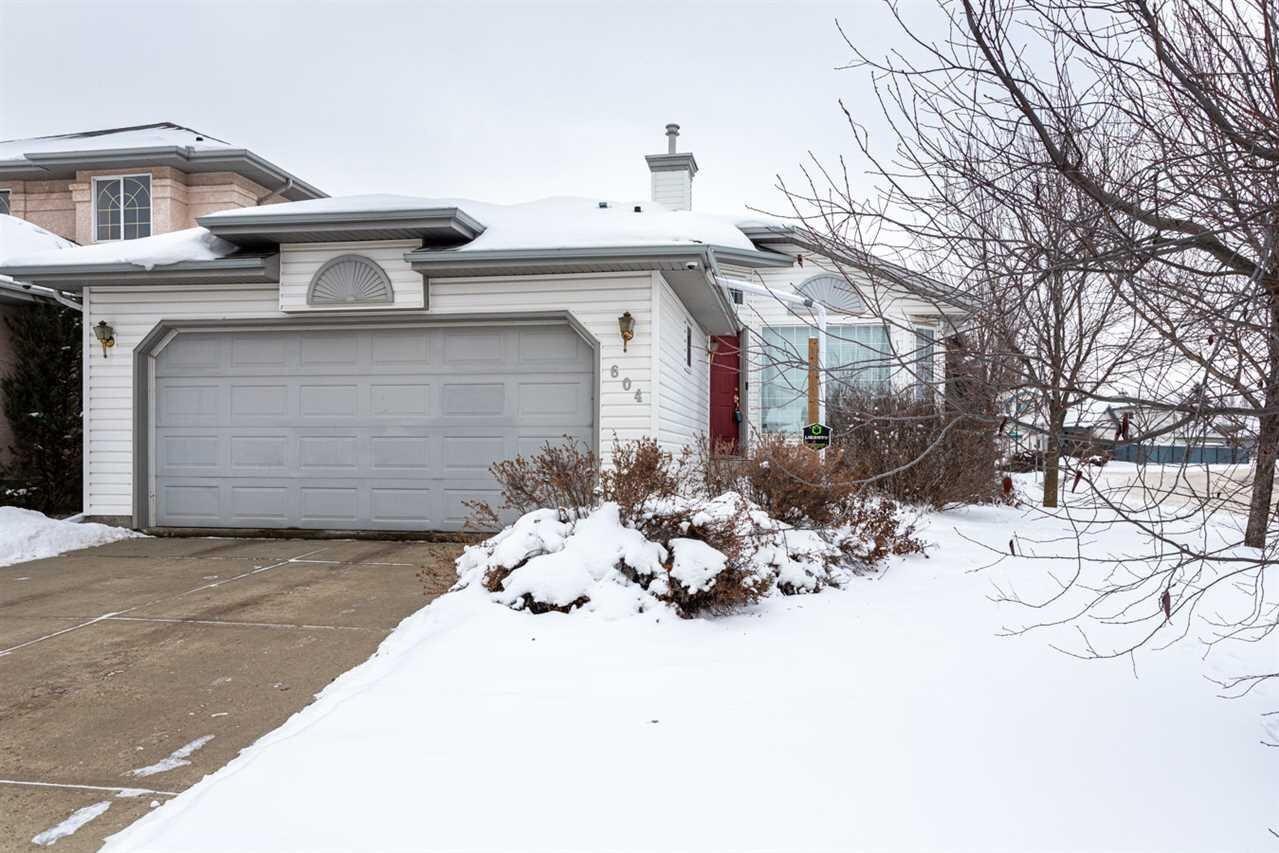House for sale at 604 Bevington Pl NW Edmonton Alberta - MLS: E4218310