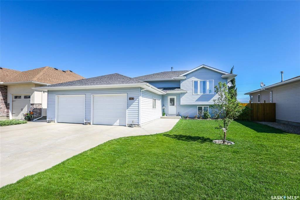 House for sale at 604 Cedar Ave Dalmeny Saskatchewan - MLS: SK780163
