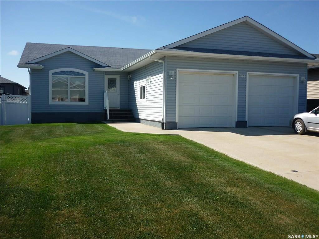 House for sale at 604 Forester Cres Tisdale Saskatchewan - MLS: SK779002