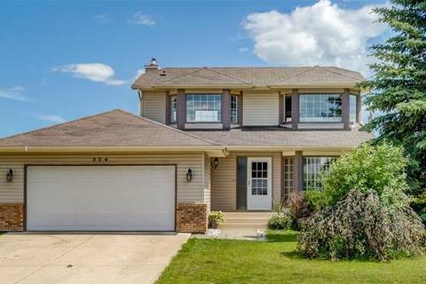 House for sale at 604 High View Gt Northwest High River Alberta - MLS: C4258156