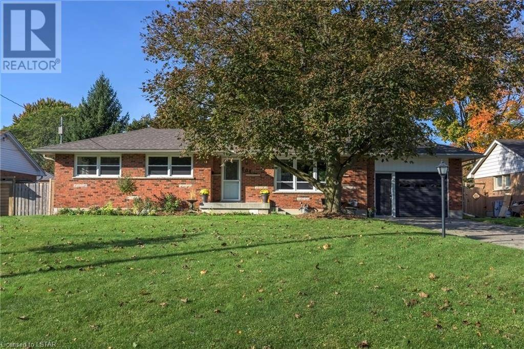 House for sale at 604 Kildare Rd London Ontario - MLS: 228316