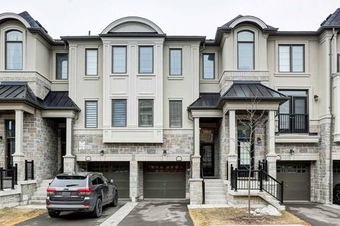 Townhouse for sale at 604 Mermaid Cres Mississauga Ontario - MLS: W4390789