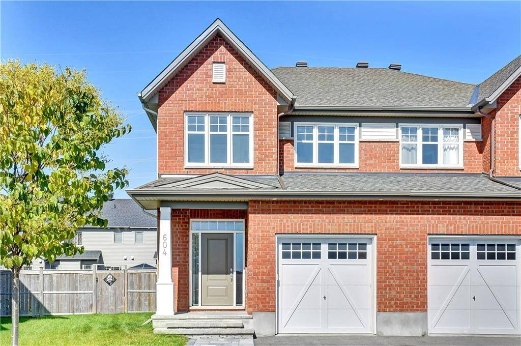 House for sale at 604 Moorpark Ave Kanata Ontario - MLS: 1172268