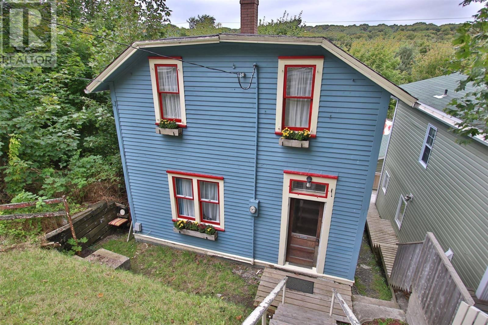 House for sale at 604 Southside Rd St.john's Newfoundland - MLS: 1205235