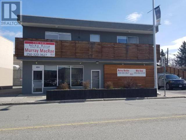 Commercial property for sale at 604 Tranquille Road  Kamloops British Columbia - MLS: 155962
