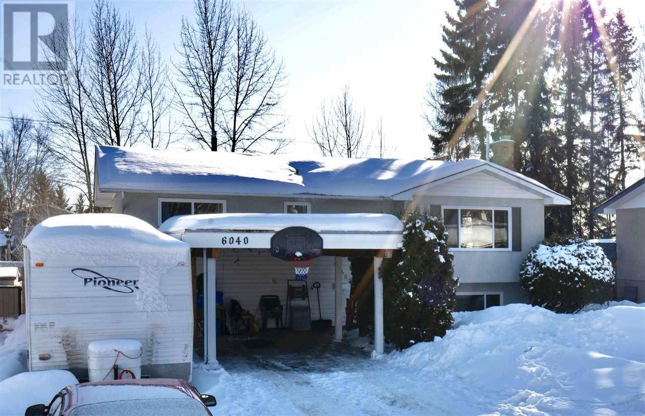 House for sale at 6040 Trent Dr Prince George British Columbia - MLS: R2434878