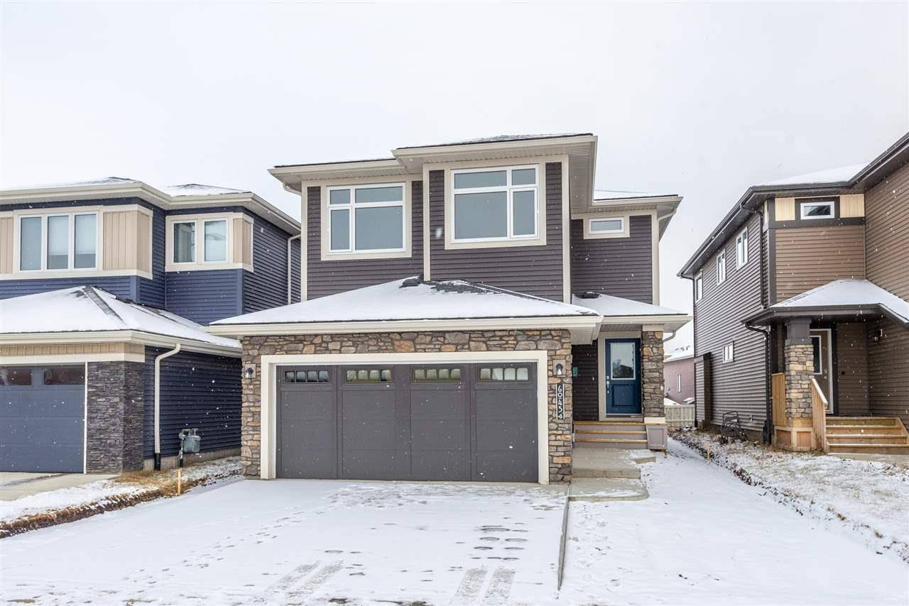 House for sale at 6043 Rosenthal Wy Nw Edmonton Alberta - MLS: E4181004