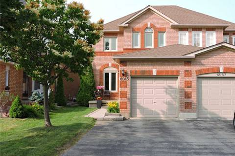 Townhouse for sale at 6045 Clover Ridge Cres Mississauga Ontario - MLS: W4511084
