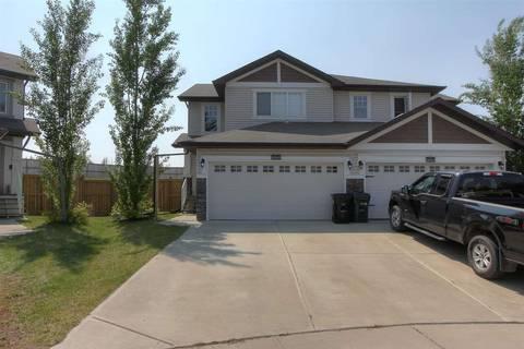 Townhouse for sale at 6045 Sunbrook Landng Sherwood Park Alberta - MLS: E4159292