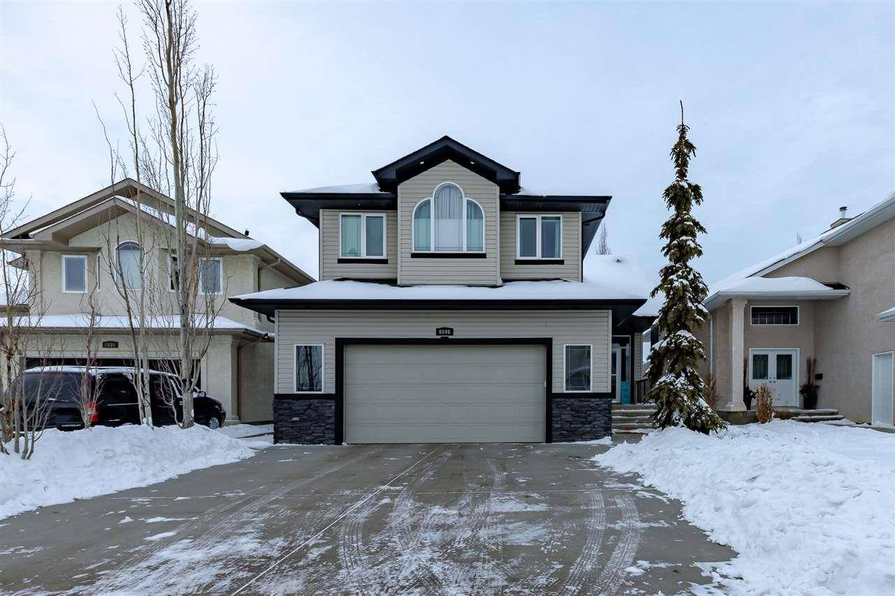 House for sale at 6046 164a Ave Nw Edmonton Alberta - MLS: E4185097