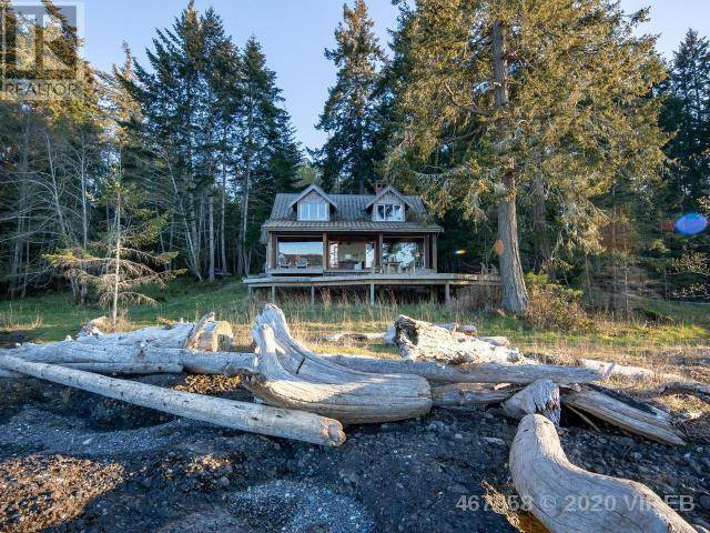 House for sale at 6046 East Rd Denman Island British Columbia - MLS: 467958