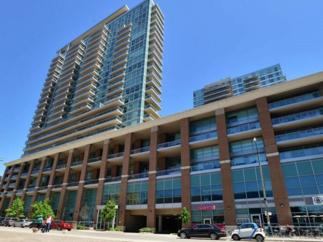 Sold: 605 - 100 Western Battery Road, Toronto, ON