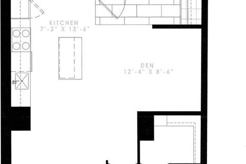 Condo for sale at 11 Superior Ave Unit 605 Toronto Ontario - MLS: W4493925
